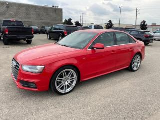 Used 2013 Audi A4 4dr Sdn Man Premium quattro for sale in Richmond Hill, ON