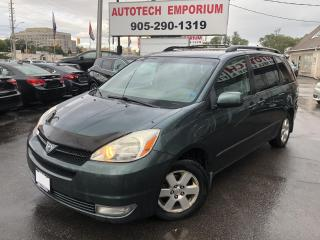Used 2005 Toyota Sienna LE All Power, Pwr Sliding Door, Rear Air&Controls for sale in Mississauga, ON