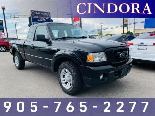 Used 2011 Ford Ranger Sport 4X4 for sale in Caledonia, ON