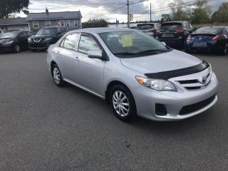 Used 2011 Toyota Corolla LE for sale in Truro, NS