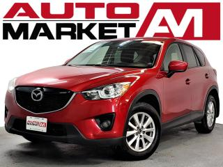Used 2014 Mazda CX-5 GS SUNROOF, HEATED SEATS, ALLOY WHEELS, WE APPROVE ALL CREDIT! for sale in Guelph, ON