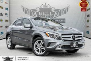 Used 2015 Mercedes-Benz GLA GLA 250, NO ACCIDENTS, NAVI, REAR CAM, B.SPOT for sale in Toronto, ON