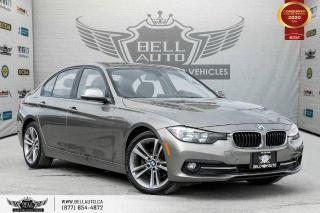 Used 2016 BMW 320i XDRIVE, AWD, NAVI, REAR CAM, SENSORS, SUNROOF, PARK ASST for sale in Toronto, ON