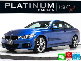 Used 2017 BMW 4 Series 430i xDrive, COUPE, M-SPORT, PREMIUM ENHANCED, NAV for sale in Toronto, ON