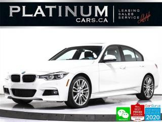 Used 2016 BMW 3 Series 340i xDrive, AWD, M-SPORT, NAV, SUNROOF, KEYLESS for sale in Toronto, ON