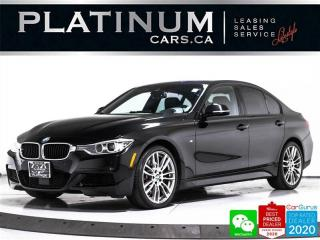 Used 2014 BMW 3 Series 335i xDrive, EXEC, M-PERFORMANCE II, PREMIUM, NAV for sale in Toronto, ON