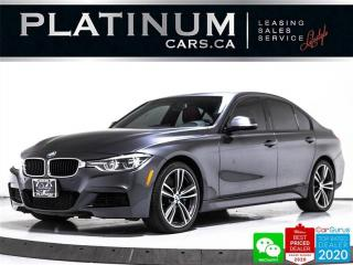 Used 2017 BMW 3 Series 340i xDrive, AWD, M-SPORT, NAV, CAM, SUNROOF, BT for sale in Toronto, ON