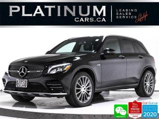 Used 2018 Mercedes-Benz GL-Class AMG GLC43, 362HP, NAV, PANO, 360, BURMESTER, HEAT for sale in Toronto, ON