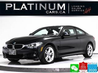 Used 2019 BMW 4 Series 430i xDrive, COUPE, M-SPORT, PREMIUM ENHANCED, NAV for sale in Toronto, ON