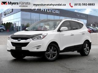 Used 2015 Hyundai Tucson GLS  - $104 B/W for sale in Kanata, ON