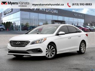 Used 2015 Hyundai Sonata 2.4L SPORT  - $97 B/W for sale in Kanata, ON