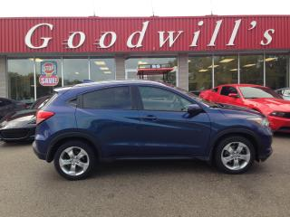 Used 2016 Honda HR-V EX-L! HEATED LEATHER! FOWARD COLLISON WARNING! for sale in Aylmer, ON