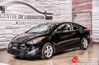 Used 2013 Hyundai Elantra AIR+TOIT+GR/ELECT+SIEGE CHAUFF for sale in Laval, QC