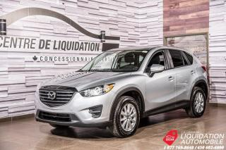 Used 2016 Mazda CX-5 GX+AIR+GR/ELECT+BLUETOOTH for sale in Laval, QC