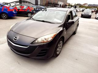 Used 2010 Mazda MAZDA3 4dr HB Sport Auto GX for sale in Beauport, QC
