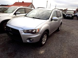 Used 2011 Mitsubishi Outlander 4WD 4dr LS,BAS KILOMÉTRAGE, WOW for sale in Beauport, QC