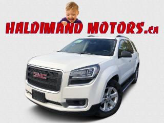 Used 2015 GMC Acadia SLE-2 2WD for sale in Cayuga, ON