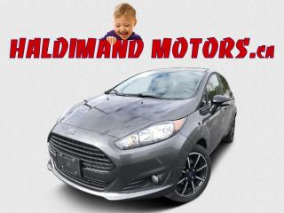 Used 2019 Ford Fiesta SE Hatchback 2WD for sale in Cayuga, ON