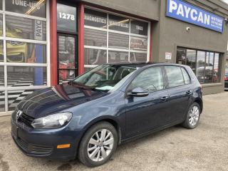 Used 2012 Volkswagen Golf TRENDLINE for sale in Kitchener, ON