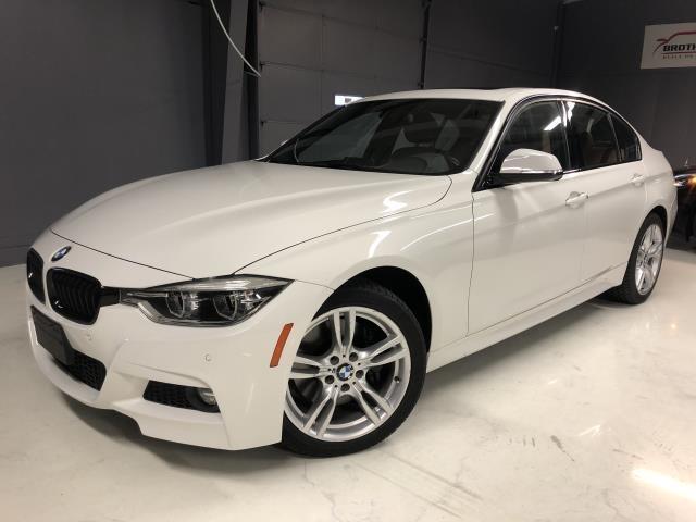 2018 BMW 3 Series 330I XDRIVE SULEV SE