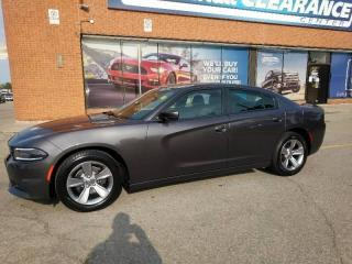 Used 2015 Dodge Charger SXT for sale in Mississauga, ON