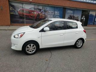 Used 2014 Mitsubishi Mirage SE for sale in Mississauga, ON