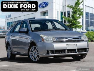 Used 2010 Ford Focus SEL for sale in Mississauga, ON