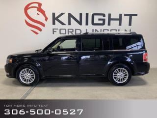 Used 2014 Ford Flex SEL, Accident Free, Heated Seats, Great Family SUV! for sale in Moose Jaw, SK