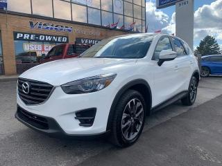 Used 2016 Mazda CX-5 AWD 4dr Auto GT/ NAVIGATION / POWER SUNROOF for sale in North York, ON