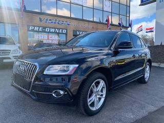 Used 2014 Audi Q5 quattro 4dr 2.0L Technik / NAVIAGTION /PANO ROOF for sale in North York, ON