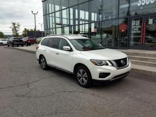 Used 2017 Nissan Pathfinder SV AWD CAMÉRA*MAIN LIBRE*7 PASSAGERS for sale in Lévis, QC