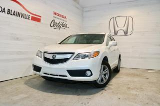 Used 2013 Acura RDX TECH AWD for sale in Blainville, QC