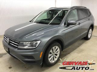 Used 2019 Volkswagen Tiguan Trendline 4Motion AWD Mags Caméra Bluetooth *Traction intégrale* for sale in Shawinigan, QC
