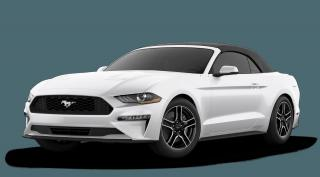 New 2020 Ford Mustang EcoBoost Premium for sale in Ottawa, ON