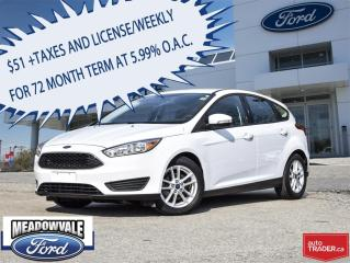 Used 2016 Ford Focus SE for sale in Mississauga, ON