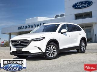 Used 2017 Mazda CX-9 GS for sale in Mississauga, ON
