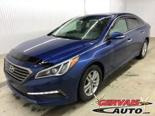 Used 2015 Hyundai Sonata 2.4L GLS MAGS CAMÉRA for sale in Shawinigan, QC