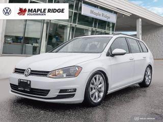 Used 2017 Volkswagen Golf Sportwagen for sale in Maple Ridge, BC