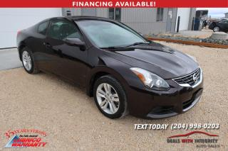 Used 2010 Nissan Altima 2.5 S for sale in West Saint Paul, MB