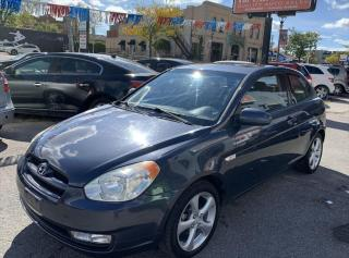 Used 2009 Hyundai Accent SE for sale in Whitby, ON