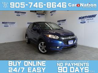 Used 2016 Honda HR-V EX | AWD | SUNROOF | REAR CAM | TOUCHSCREEN for sale in Brantford, ON