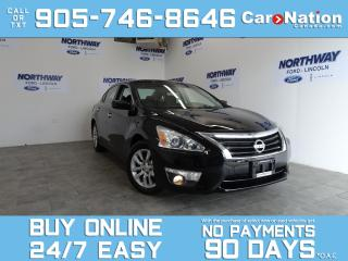 Used 2014 Nissan Altima S | REAR CAM | BLUETOOTH | ONLY 52 KM! for sale in Brantford, ON