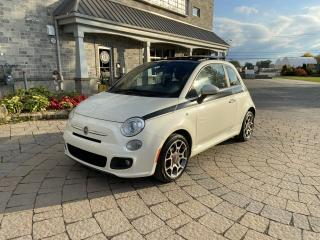 Used 2013 Fiat 500 Voiture à hayon 2 portes Sport for sale in St-Eustache, QC