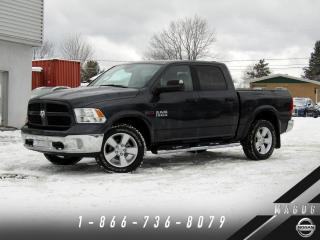 Used 2018 RAM 1500 OUTDOORSMAN, ECODIESEL, GROUPE LUXE, GAR for sale in Magog, QC