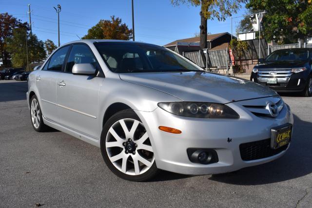 2007 Mazda MAZDA6 AS IS