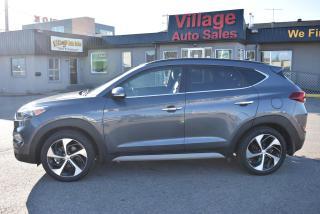 Used 2017 Hyundai Tucson Limited SUNROOF! NAVIATION! LEATHER SEATS! for sale in Saskatoon, SK
