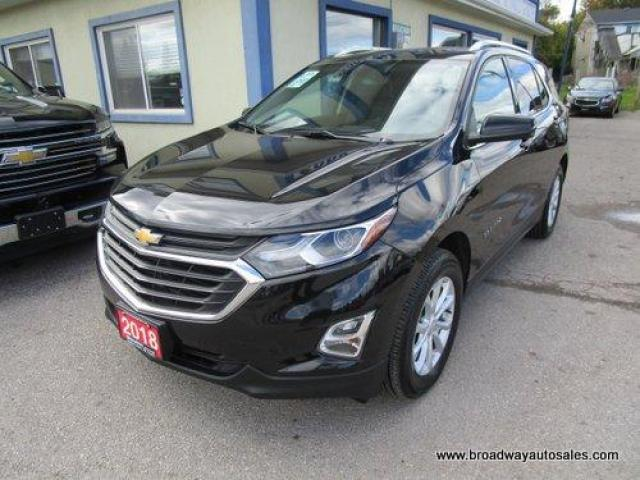 2018 Chevrolet Equinox ALL-WHEEL DRIVE LT EDITION 5 PASSENGER 1.5L - TURBO.. HEATED SEATS.. PANORAMIC SUNROOF.. BACK-UP CAMERA.. BLUETOOTH SYSTEM.. TOUCH SCREEN..