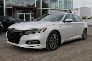 Used 2019 Honda Accord Hybrid CVT for sale in Boucherville, QC