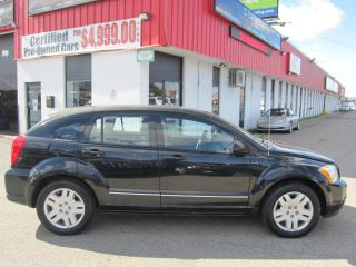 Used 2010 Dodge Caliber SXT $5,995+HST+LIC FEE / CERTIFIED / LOW KMS for sale in North York, ON
