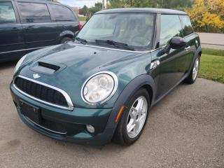 Used 2007 MINI Cooper S sold as is wiring issue for sale in Cambridge, ON